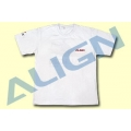 Align Flying T-shirt (New White) BG61557 [Size available: Medium, Large, Extra Large]