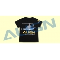 ALIGN Flying Black T-shirt(For Children) BG61558-22