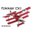 PROMO: Mikro Fokker Dr 1 WWI TxR by Flyzone