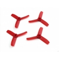 Furious FPV 3030 3-Blade Propeller (Red) - Toretto 130