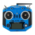 Frsky 2.4G 16CH ACCST Taranis Q X7S Transmitter Mode 2 M7 Gimbal Wireless Trainer Free Link RC Drone (BLUE)