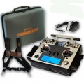 ( PROMO ) TARANIS X9E Digital Tray Type Telemetry Tx w/ EVA case and X6R - Mode 2 (EU Charger) (SOLD OUT)