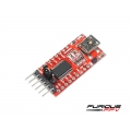 FURIOUSFPV FTDI 1232 FOR TRUE-D DIVERSITY