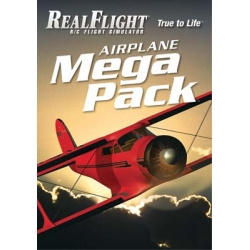Great Planes RealFlight Airplane Mega Pack
