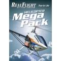 Realflight6 ABOVE HELI MEGA PACK