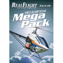 Realflight6 ABOVE HELI MEGA PACK