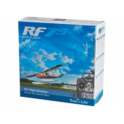 RealFlight RF7.5 R/C Flight Simulator InterLink Elite Controller Edition (SOLD OUT)