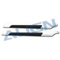 205D Carbon Fiber Blades HD200B