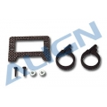 Rudder servo mount [H60041](SOLD OUT)