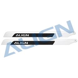 800 Carbon Fiber Blades HD800N