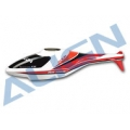 Align F3C Fuselage (Red) HF2502 (SOLD OUT)