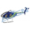Align 250 Scale Fuselage 500E HF2503 - Trex250 (SOLD OUT)