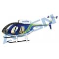 600 Scale Fuselage 500E HF6001