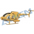 600 Scale Fuselage 500MD HF6003 (SOLD OUT)
