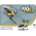 Helimax Axe 100 CP Flybarless SLT Heli Tx-R (You can use your own radio: Futaba/Hitec/Spektrum/JR)
