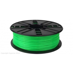 3D PRINTER PLA FILAMENT, 1.75MM, 0.5KG (GREEN)