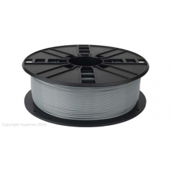 3D PRINTER PLA FILAMENT, 1.75MM, 0.5KG (GREY)