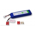LIFEPO4 6.6V 3000MAH RECEIVER PACK