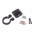 "ADJUSTABLE ANGLE FPV CAMERA MOUNT FOR 1/3"" CAMERAS (BLACK)"