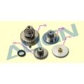 Align Gear Set for DS610/620/650 Servo (Exclude Servo Holder) [SOLD OUT]
