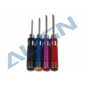 Align Hexagon Screw Driver(4pcs) HZ024