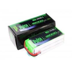 PULSE 16000mAh 6S 22.2V 15C - LiPo Battery