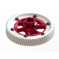 LX0617 - GOBLIN 500 - CNC Ultra Main Gear Set - Red Devil Edition (SOLD OUT)