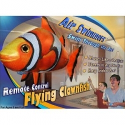 NEMO AIR SWIMMERS R/C FLYING FISH BALLOON