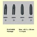 Heavy Duty Clevis [TWPL4112200]
