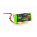 PULSE Graphene 1550mAh 4S 14.8V 100C Battery w/XT60