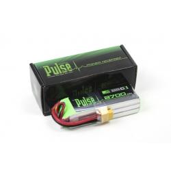 PULSE 2700mAh 3S 11.1V 25C - M450 Flamewheel 450 - LiPo Battery