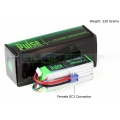 PLU45-18006 - PULSE LIPO 1800mAh 22.2V 45C- ULTRA POWER SERIES (Battery for Goblin 380 or similar)
