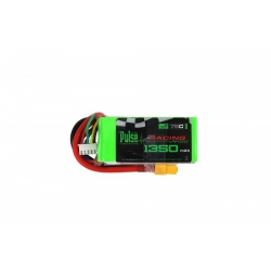 PULSE 1350mah 4S 14.8V 75C - FPV Racing Series - LiPo Battery