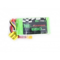 PULSE 650mAh 3S 11.1V 75C - FPV Racing series - LiPo Battery