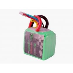 PULSE 1350mAh 4S 14.8V 95C Cube Lipo Battery with XT60 Plug