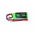 PULSE 300mAh 2S 7.4V 30C LiPo Battery - with red JST RCY Connector (SOLD OUT)