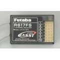 Futaba R617FS, 2.4G FASST 7Ch Receiver (SOLD OUT)