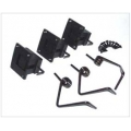 Retract Gear set (x3pcs) for Airwolf/Bell 222 30/50 [FKH9652]