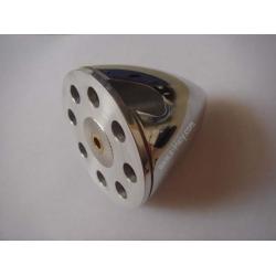 """Aluminum 2.75"""" Spinner"""