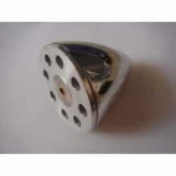 """Aluminum 3.5"""" Spinner"""