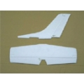 Tail Wing for Cessna 182 R/C Plane