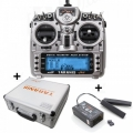 FrSky Taranis X9D Plus 2.4GHz ACCST Radio & X8R Combo w/ case (Mode 2) (SOLD OUT)