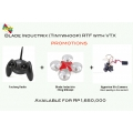 PROMO: Blade Inductrix (Tinywhoop) + Hyperion Vtx camera (best quality in the market) [Rp1,650,000] (SOLD OUT)