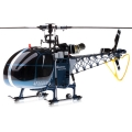 Walkera 4F200LM 6CH WK-2603 24 Ghz RTF - Blue [OUT OF STOCK]
