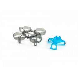 X-Racer X-1 Replacement Kit of Frame and Canopy-Blue (SOLD OUT)