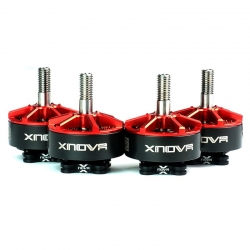 NEW-XNOVA Lightning 2207 2450 KV Naked Bottom Set