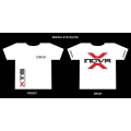 XNOVA XTS T-SHIRT WHITE (M/L/2XL)
